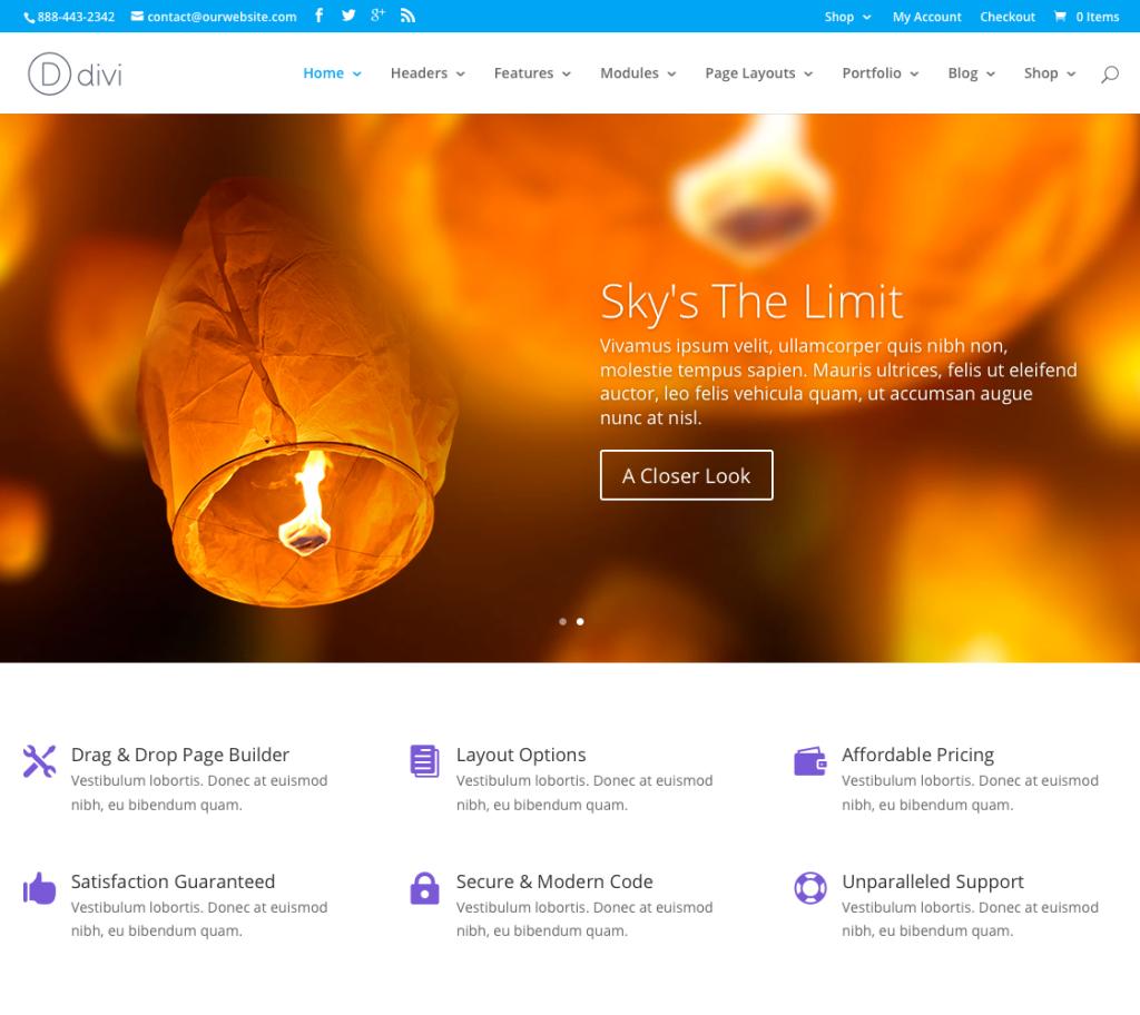Elegant Themes - Professional WordPress Themes