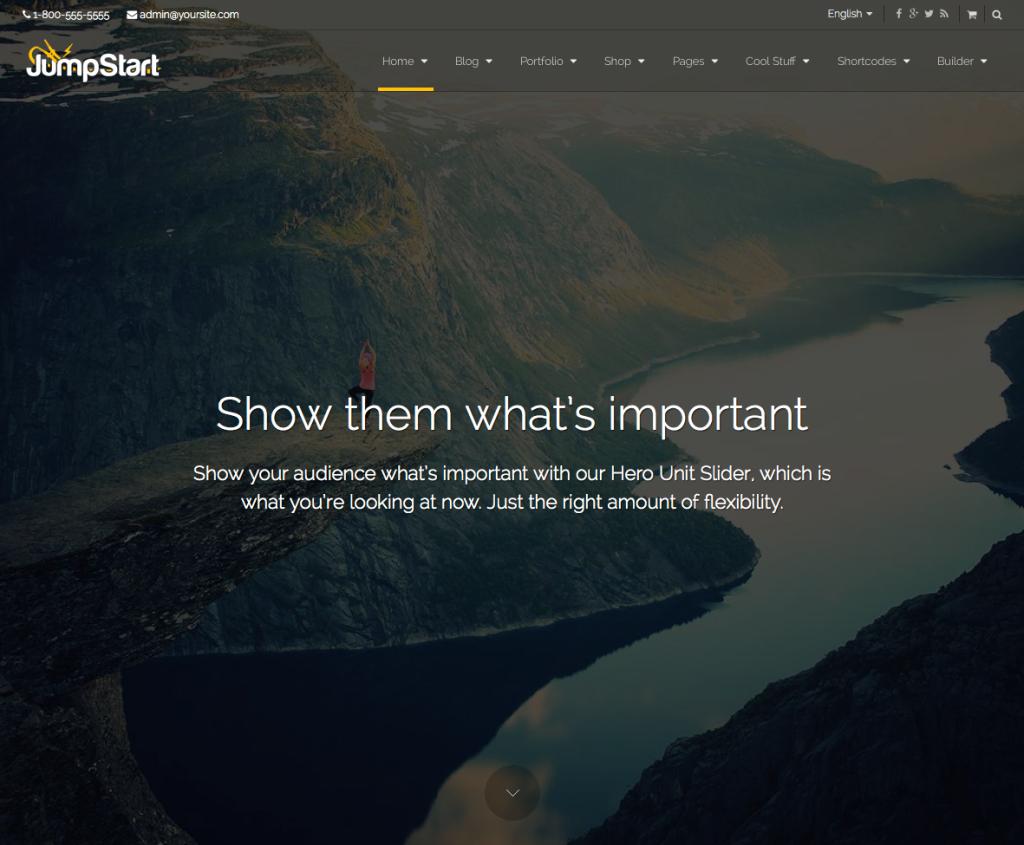 Theme Blvd Themes - Professional WordPress Themes