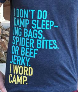 WP Engine WordCamp t-shirt