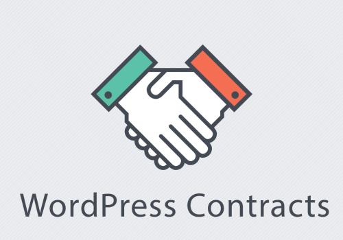 WordPress Website Contract