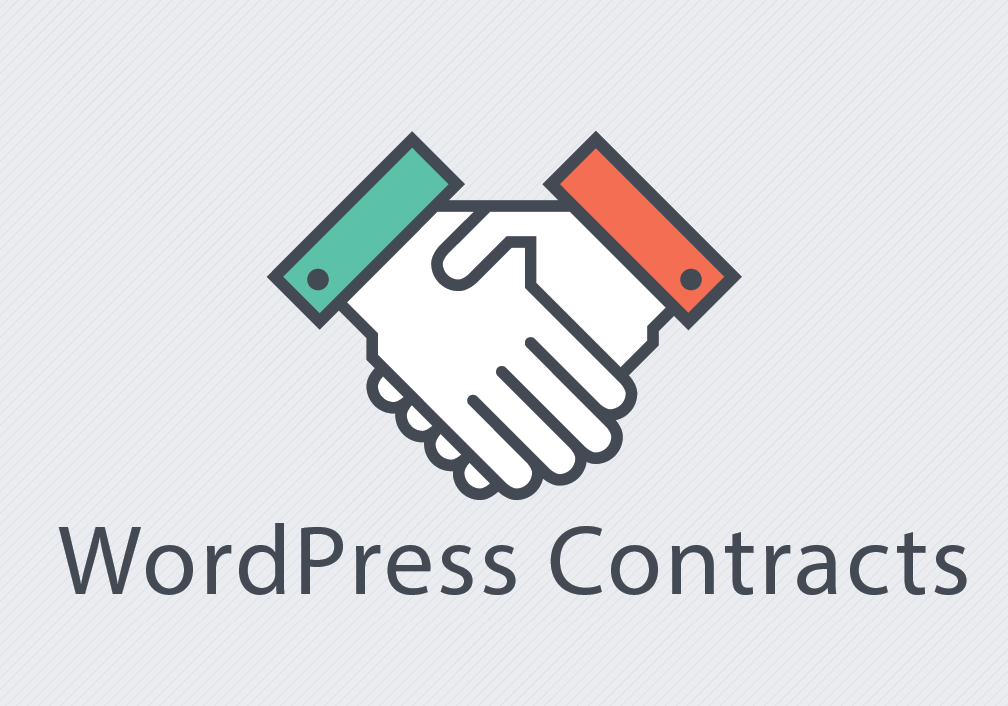 WordPress Website Contract