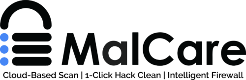 MalCare - one-click malware removal